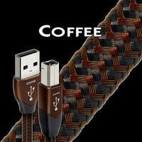 Audioquest Coffee USB A/B 0,75m