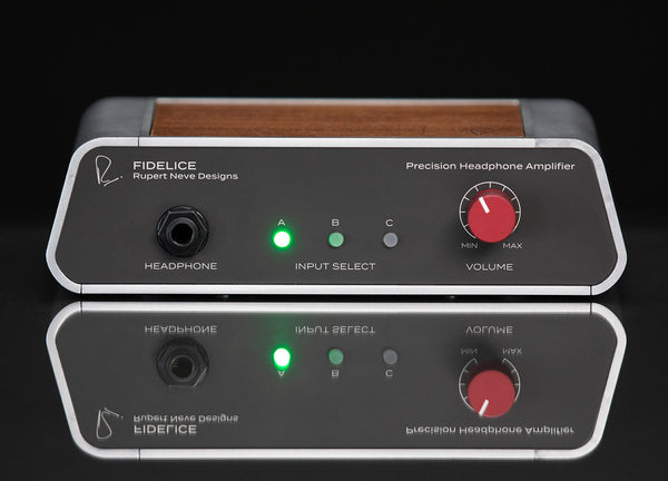 Fidelice Precision Headphone Amplifier