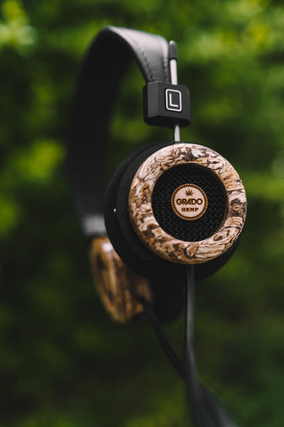 Grado The Hemp Headphone Limited Edition