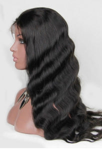 Full Lace wig Body Wave  - 180 density