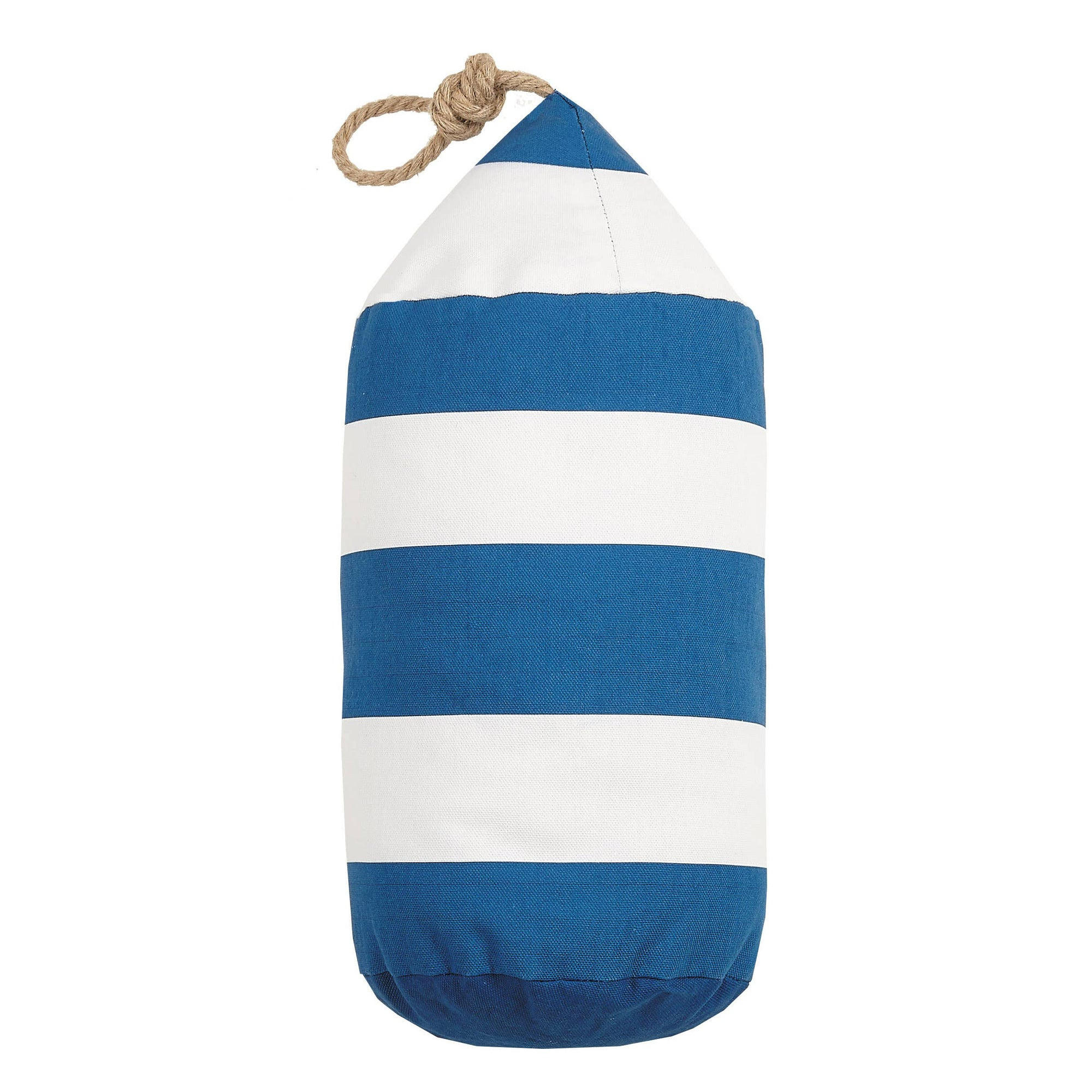Buoy Shaped Pillow Navy