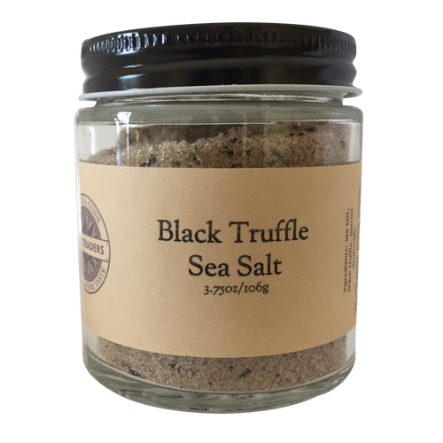 Salt Traders - Black Truffle Sea Salt