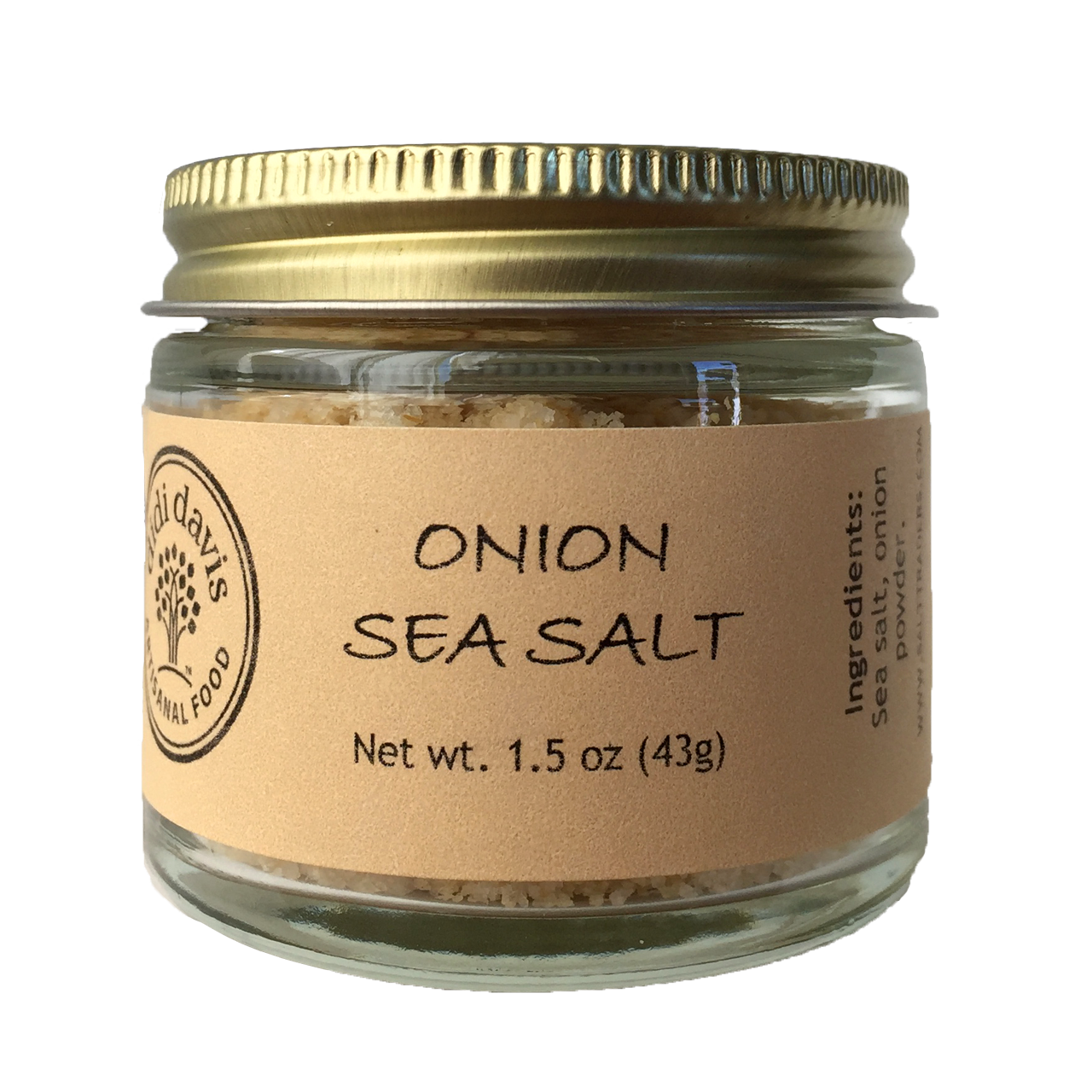 Salt Traders - Onion Sea Salt