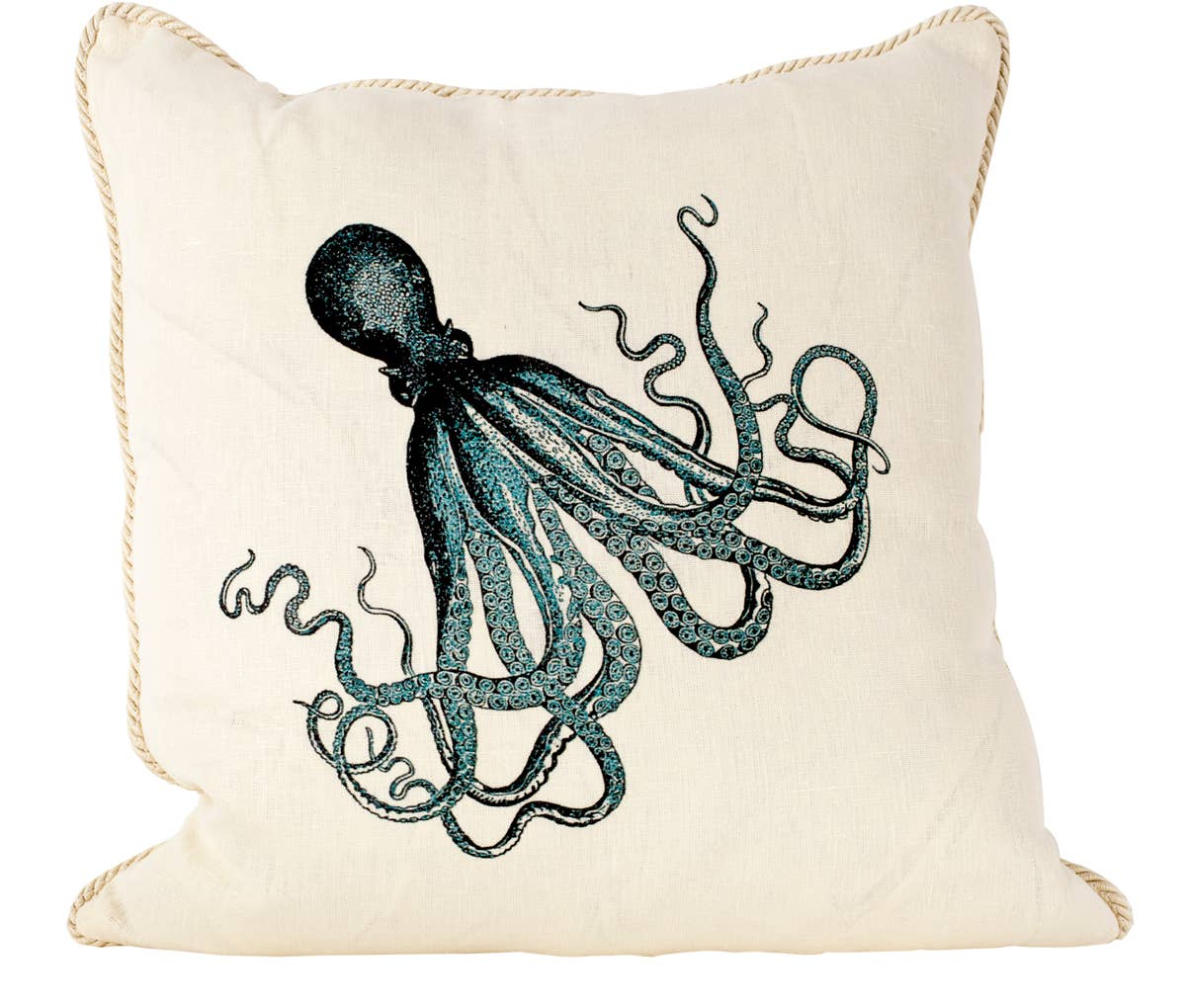 OCTOPUS Pillow 20x20