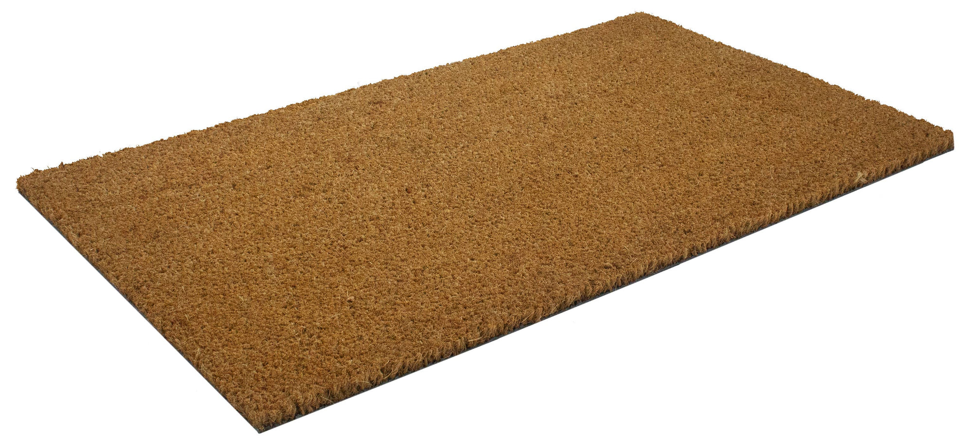 Natural Coir Doormat w/Backing