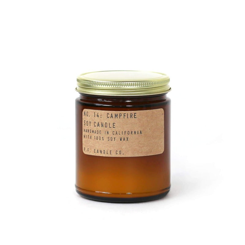 P.F. Candle Co. - *SEASONAL* Campfire - 7.2 oz Soy