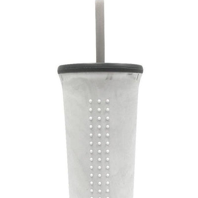 silicone marble cup 24oz lid straw
