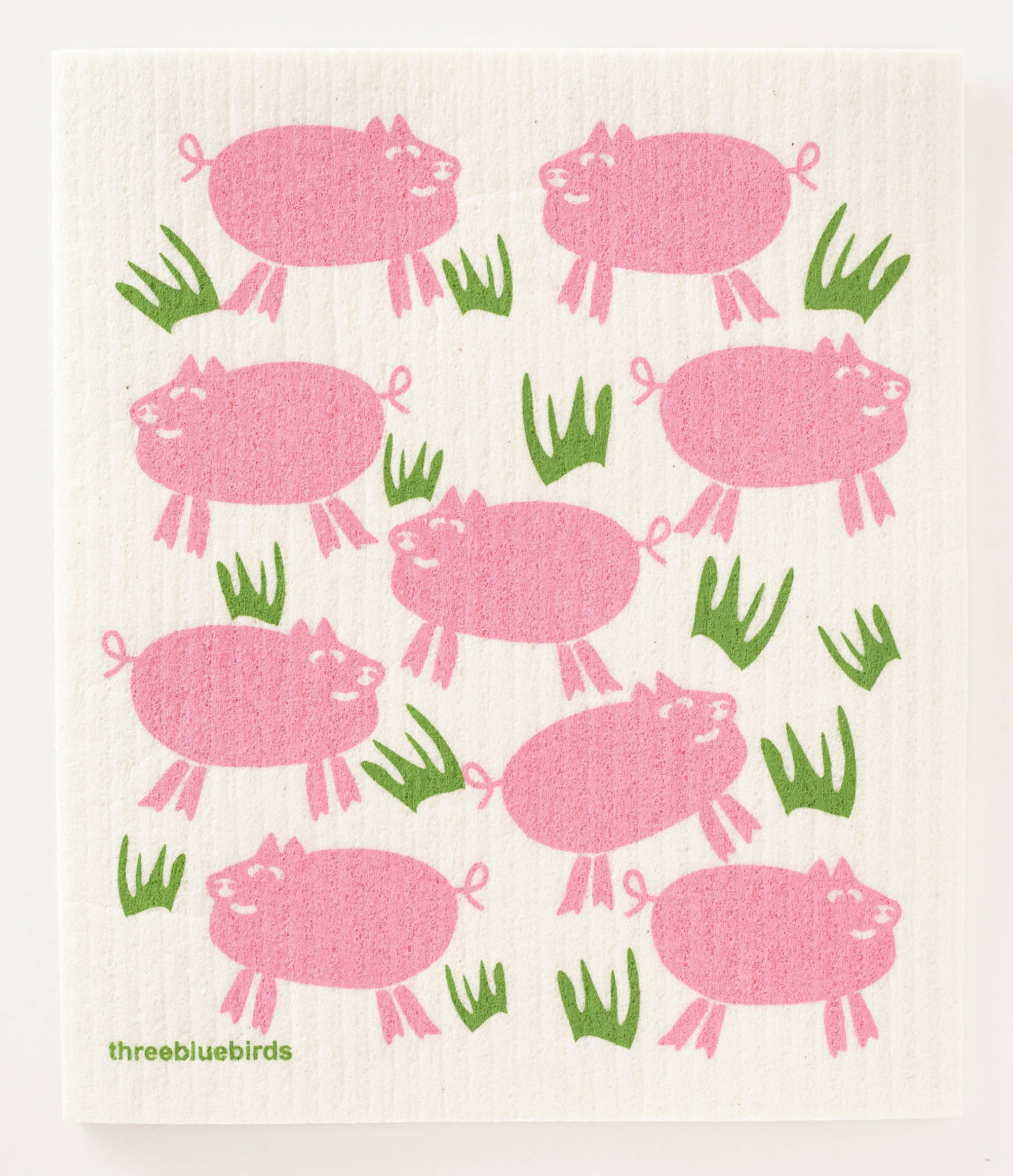 Piggies Swedish Dishcloth