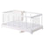 Tower Wire Dish Drainer Rack White