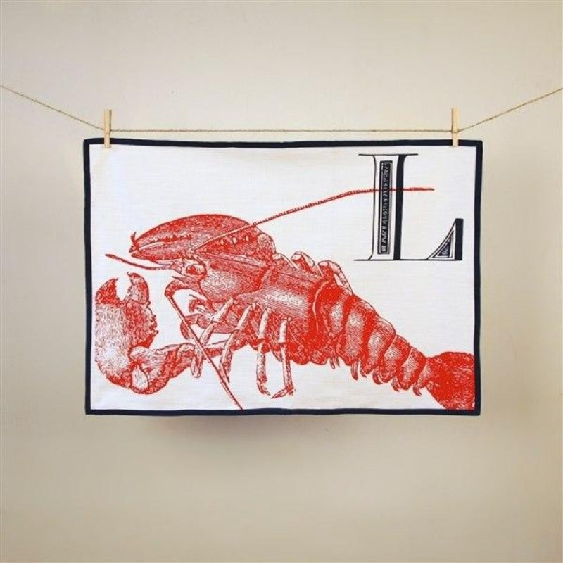 THOMASPAUL - L Lobster Tea Towel