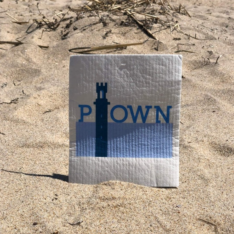 Ptown Swedish Dishcloth
