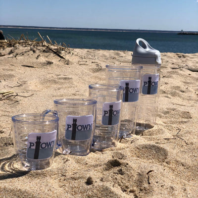 Ptown custom tervis tumblers monument