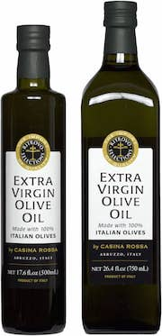 Extra Virgin Olive Oil Italian