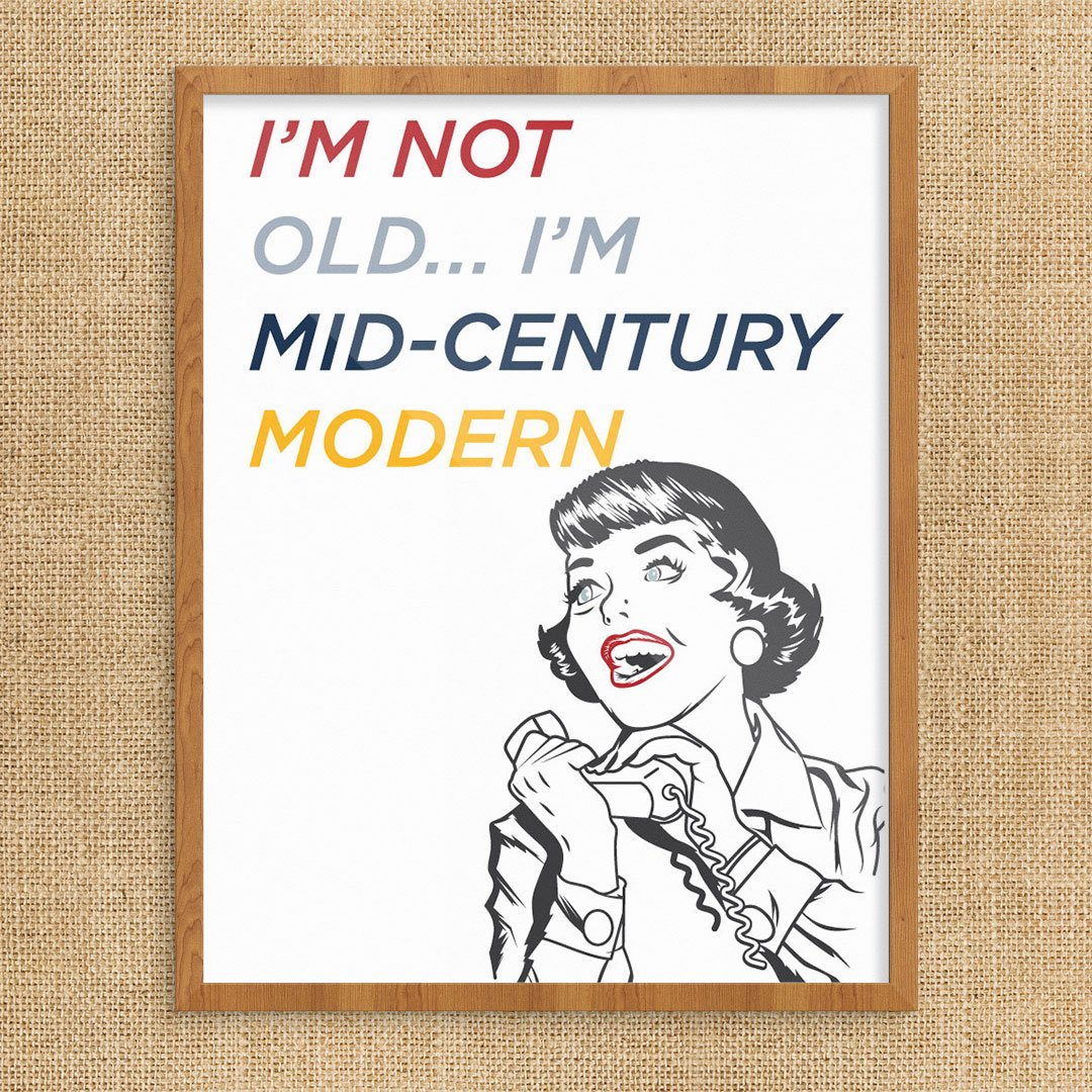 I'm Not Old I'm... Card