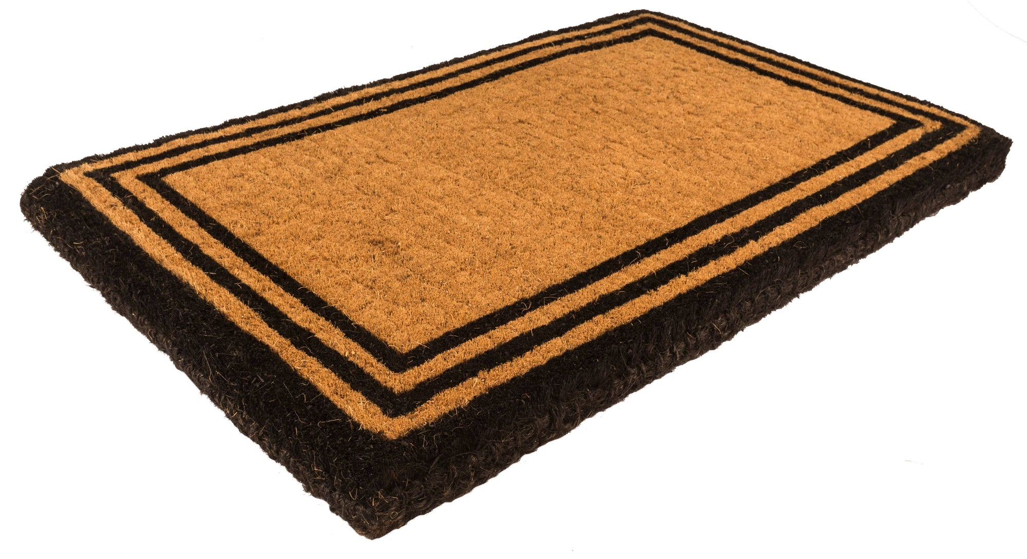 Border Coconut Fiber Doormat
