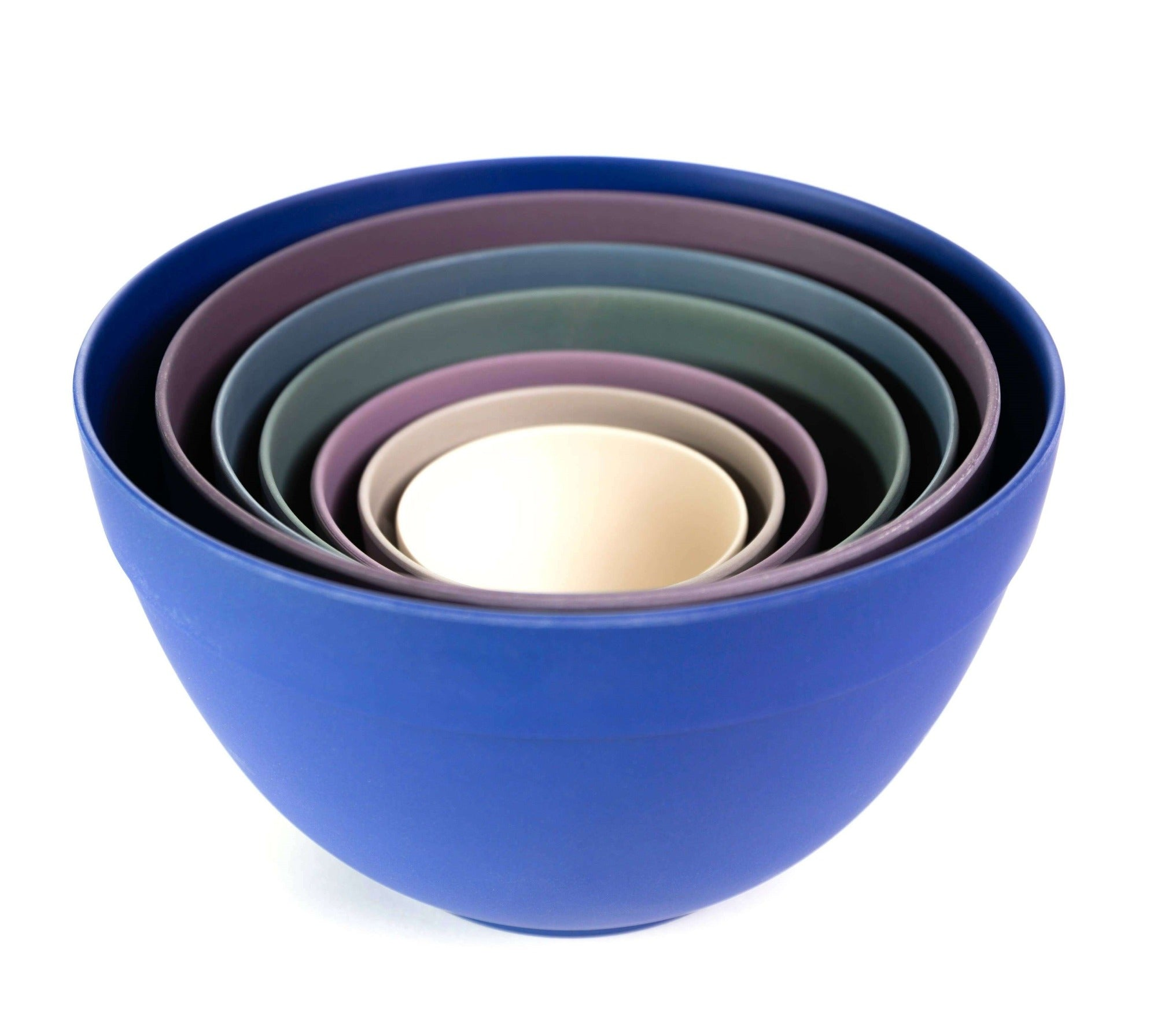 Bamboo Nesting Bowl Set Thistle