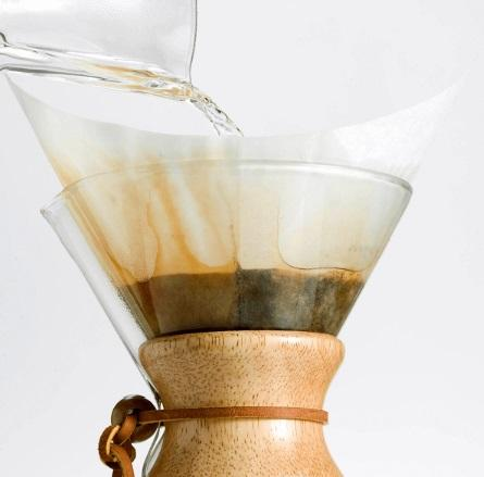 Chemex 100 Filters Square