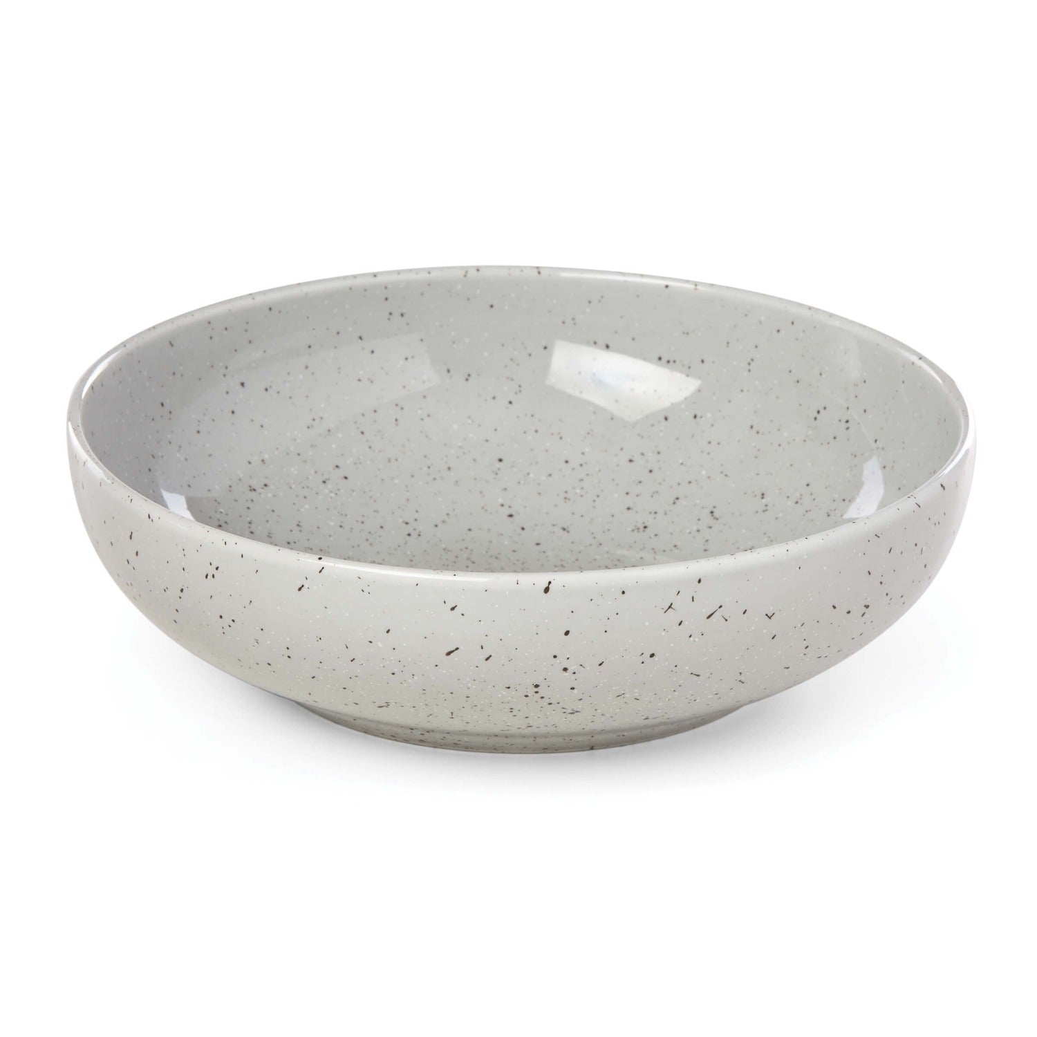 Pasta Bowl Light Grey