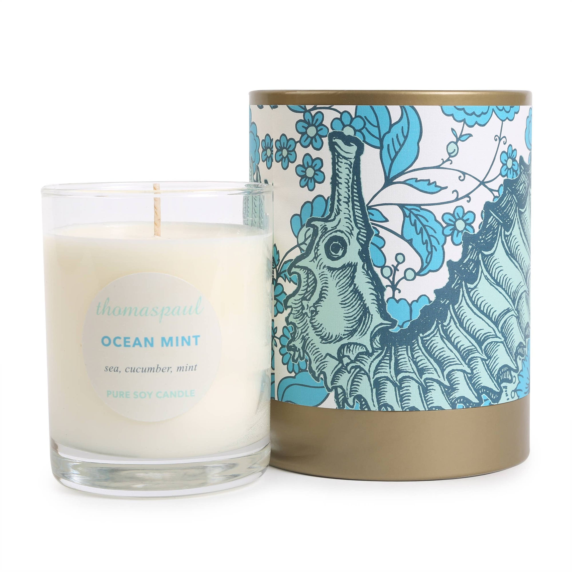 Seahorse Soy Candle
