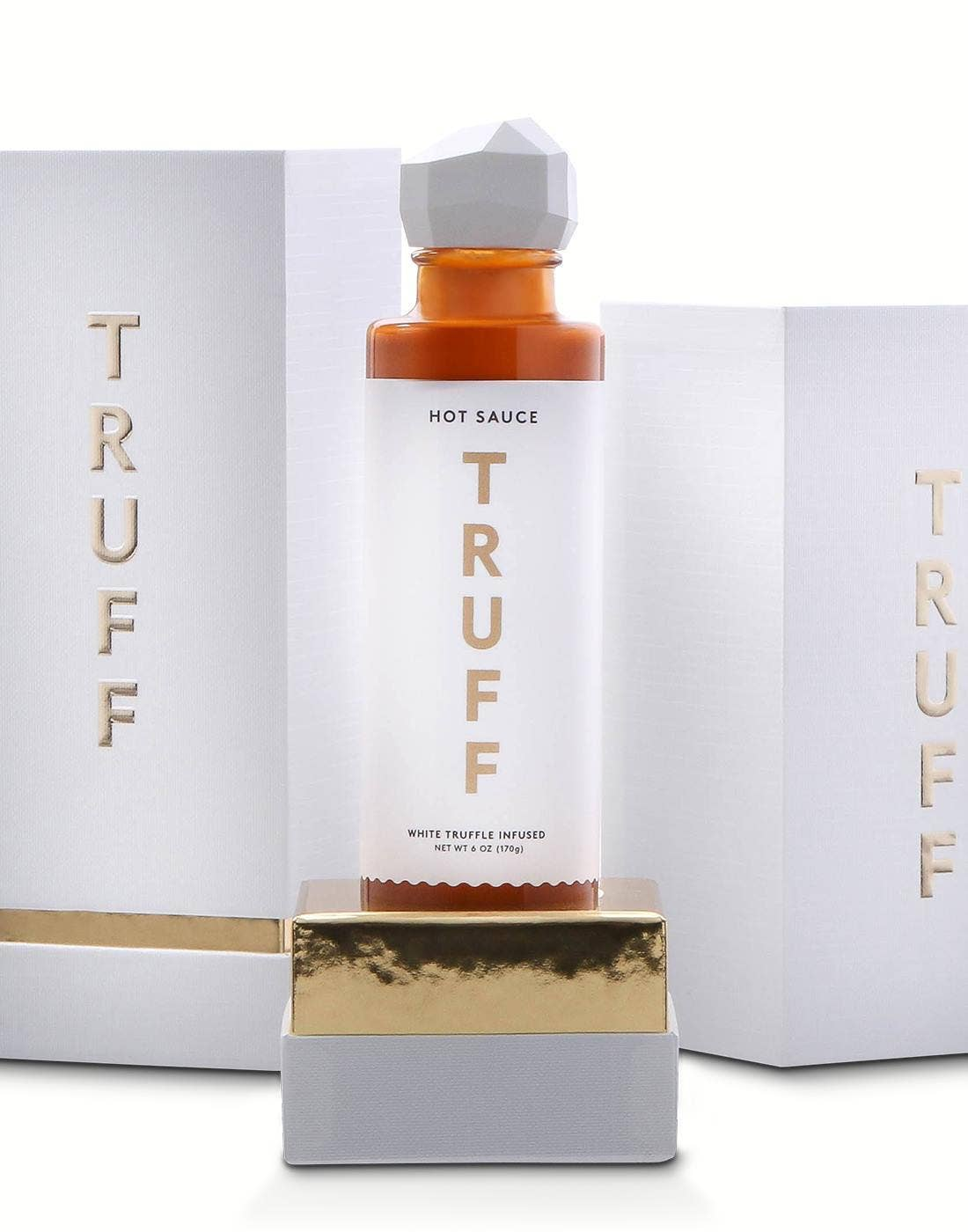 White TRUFF Hot Sauce