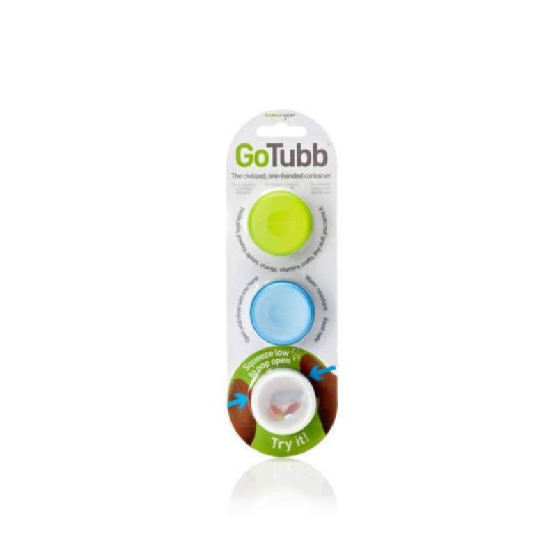 GoTubb 3-Pack small