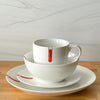 Coupe Porcelain 4Pc Setting