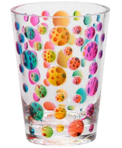 rainbo dots high quality acrylic popular