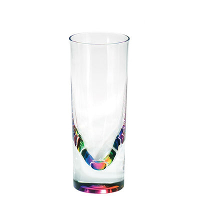 Rainbow Teardrop Glasses