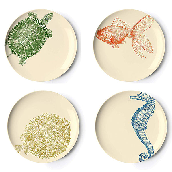 Sealife Side Plates
