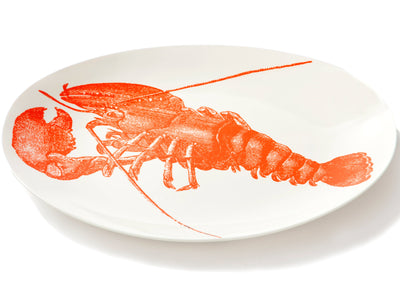 LOBSTER TRAY OVAL