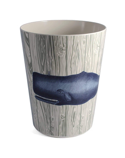 vineyard vessel trash can whale seahorse