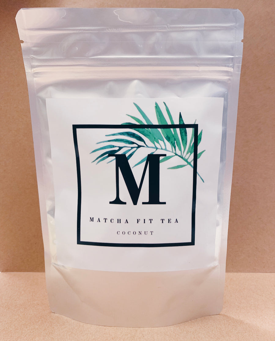 Organic Coconut Matcha Green Tea Powder