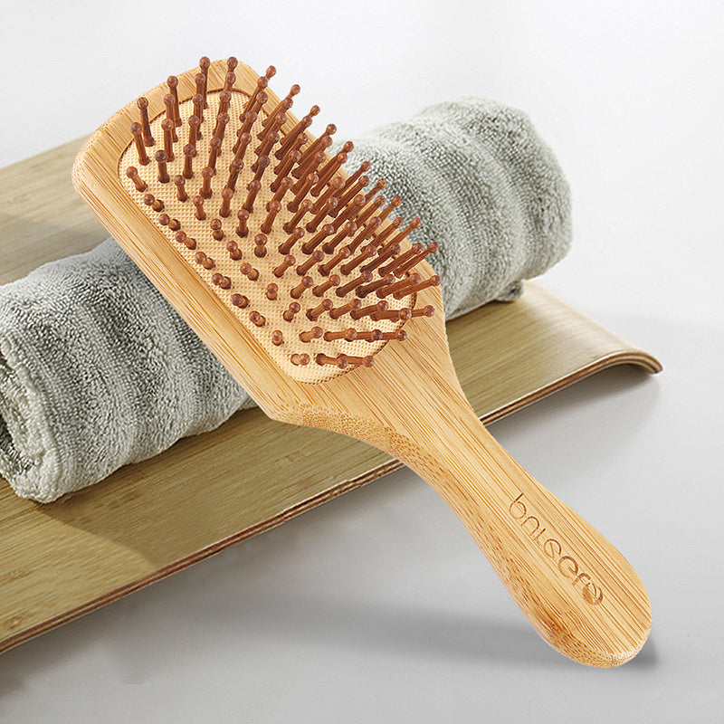 Why Using Wooden Hairbrushes Is The Right Choice?