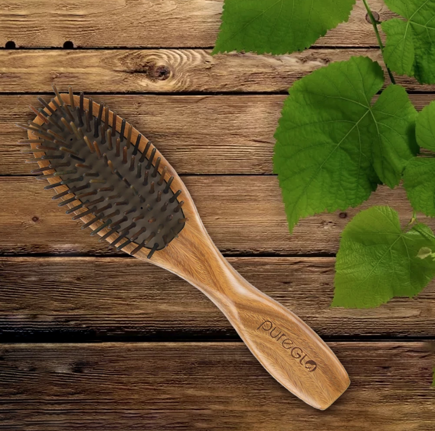 A Must-Have Wooden Hair Brush For Every Woman