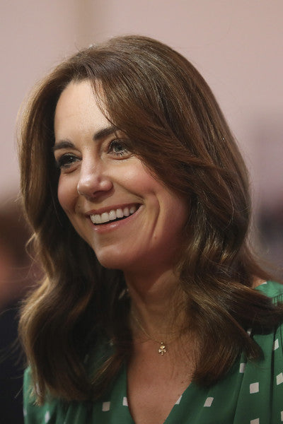 Kate Middleton Medium Wavy Cut