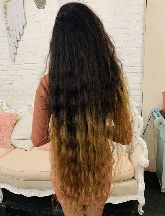 How Did You Grow Your Hair So Long And Thick?