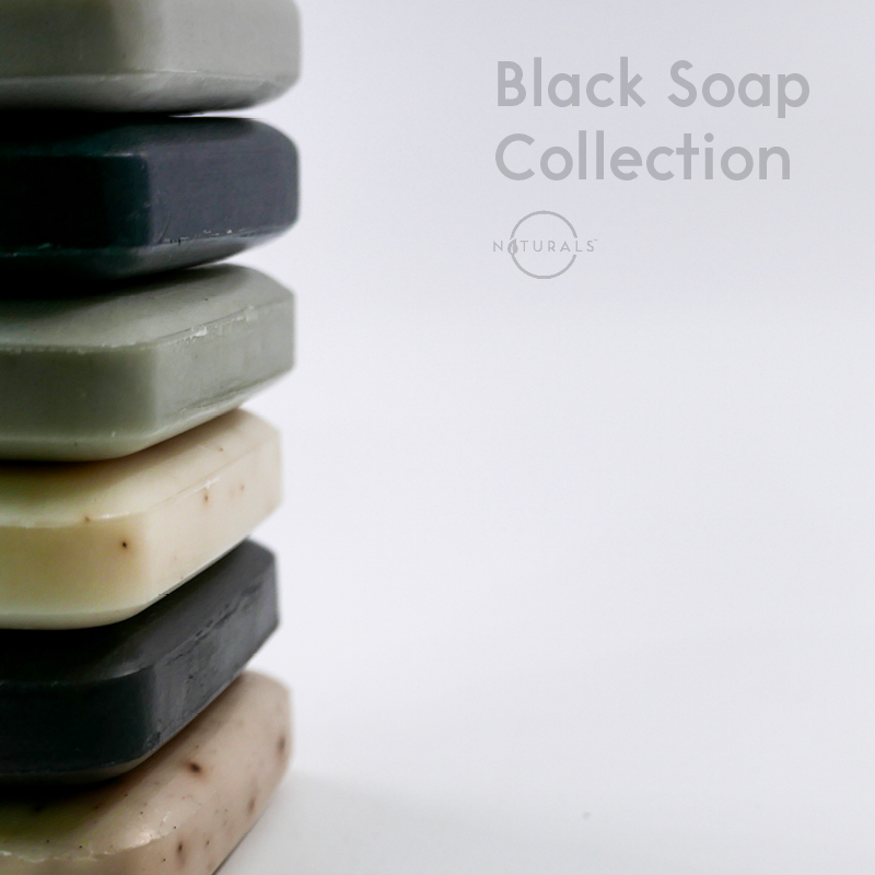 black soap collection