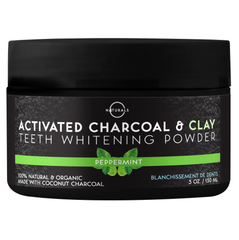 O Naturals Activated Charcoal Tooth Whitening Powder with Peppermint  is innovatively designed to brighten your teeth and give them a quality, deep-cleaning treatment.