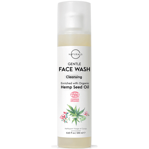 Why Hemp Face Wash for Acne?