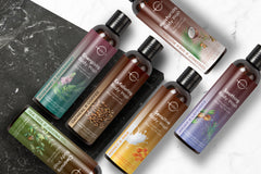 Natural Body Wash Collection