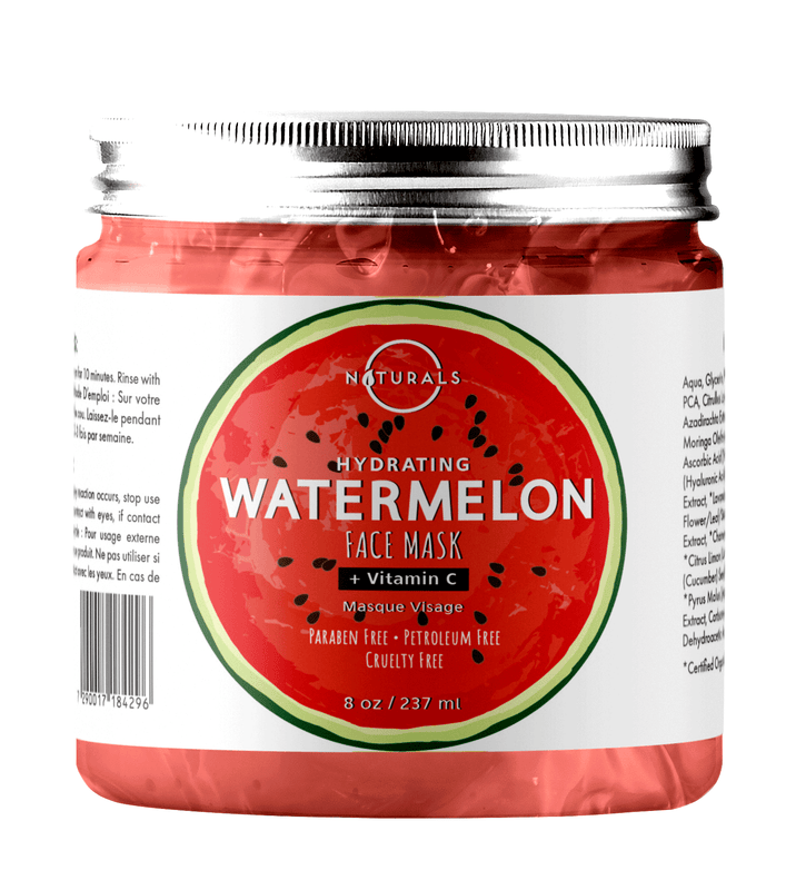 O Naturals Watermelon Face Mask