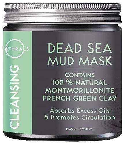 Purifying Dead Sea Mud Mask - O Naturals