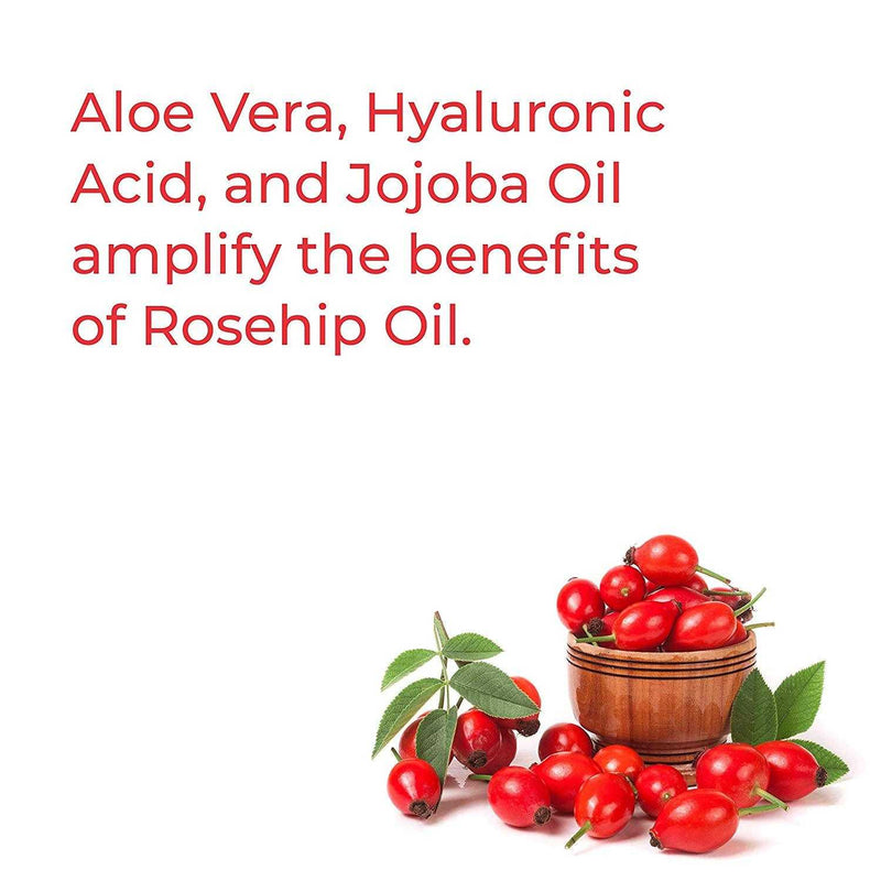 Rosehip Moisturizing Day Cream