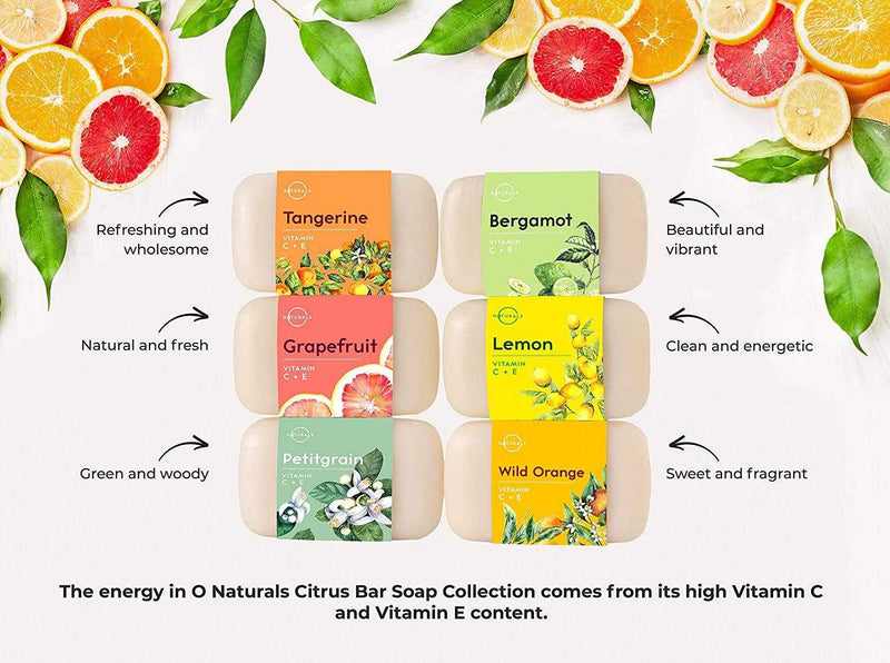 Citrus Soap Collection - O Naturals