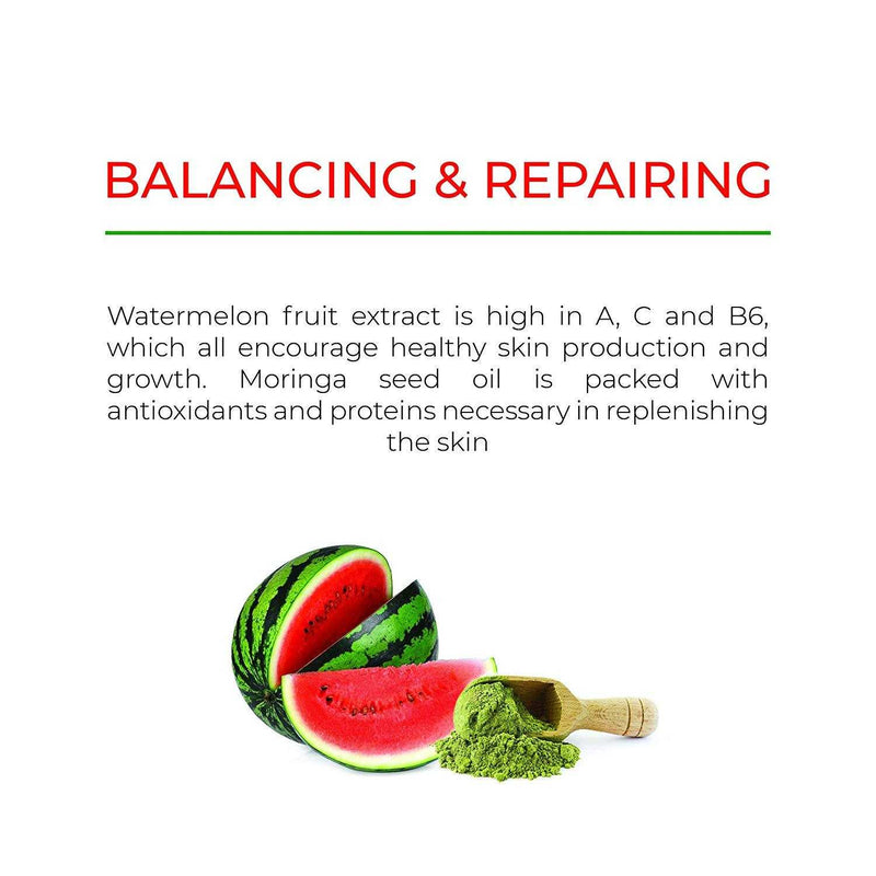 Nourishing Watermelon & Vitamin C Gel Face Mask - O Naturals