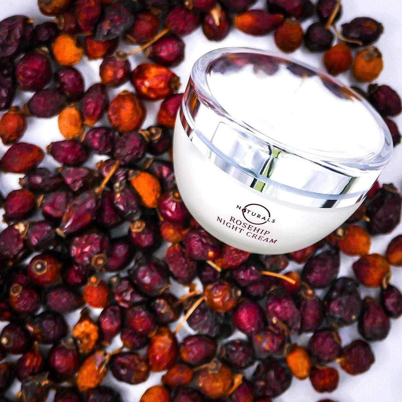 Rosehip Hydrating Night Cream - O Naturals