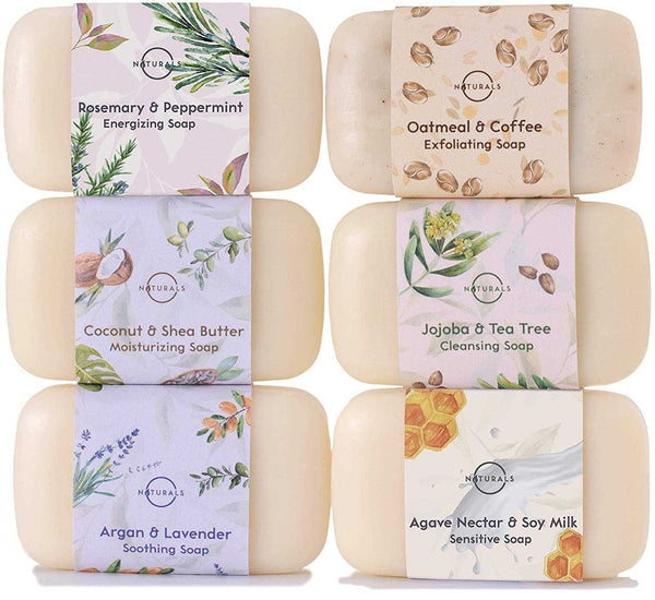 Natural Soap Collection - O Naturals