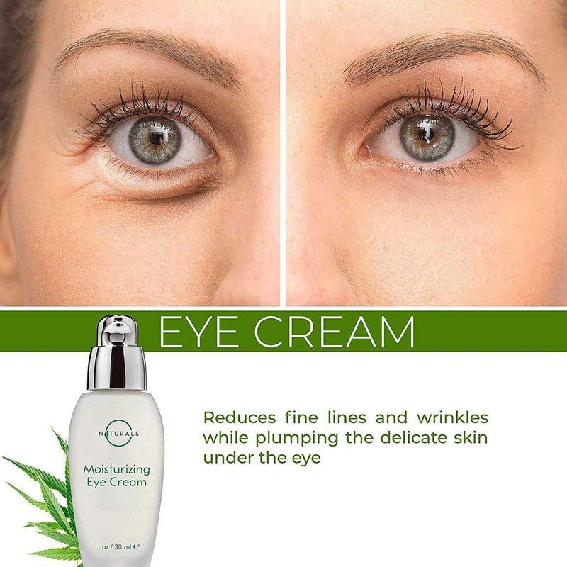 Moisturizing Eye Cream - O Naturals