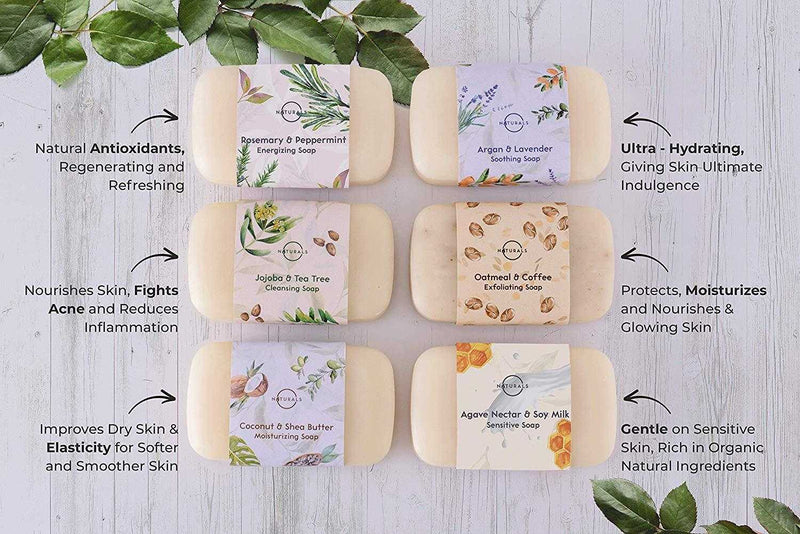 Natural Soap Collection