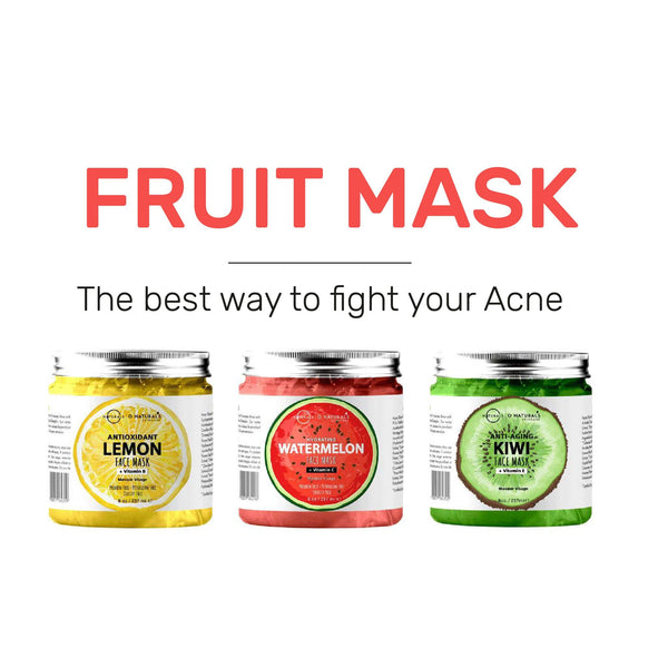 3 Gel Face Masks